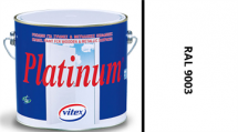 Vitex Platinum lesk RAL 9003 0,75L